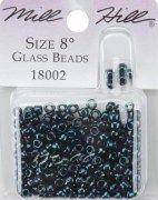 Mill Hill Glass Beads Size 8/0 3mm