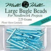 Mill Hill Large Glass Bugle Beads 2.5mmх14mm