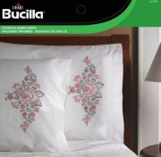 Bucilla Stamped Embroidery 47707