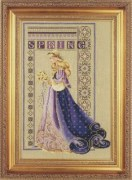 Celtic Spring - Cross Stitch Pattern by Lavender and Lace LL50