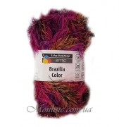 Пряжа Brazilia Color 50 г цвет 00115